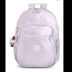 Kipling Seoul Small Backpack Toasty/ Gold
